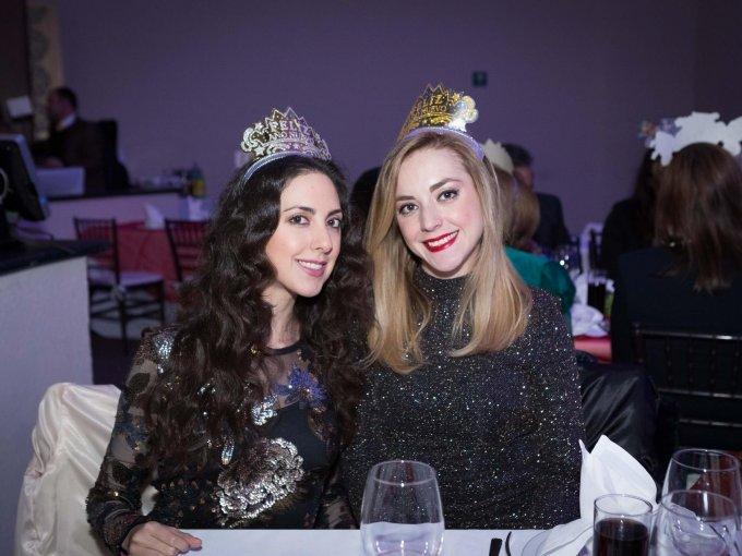 Grecia González y Paloma González