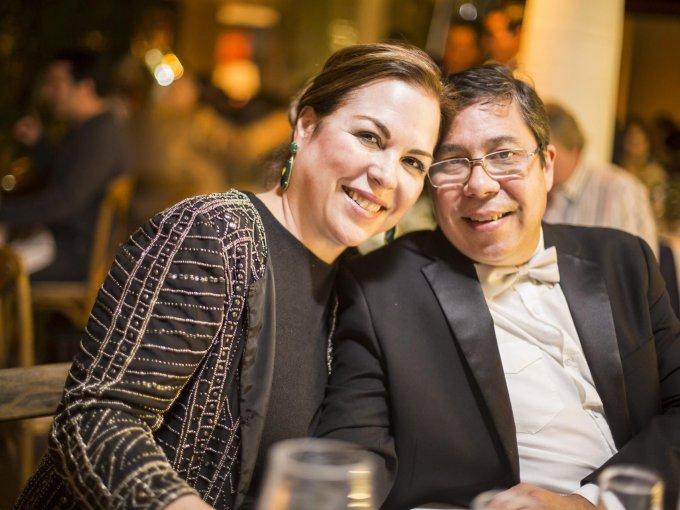 Ada Torres y Radamés Rosado