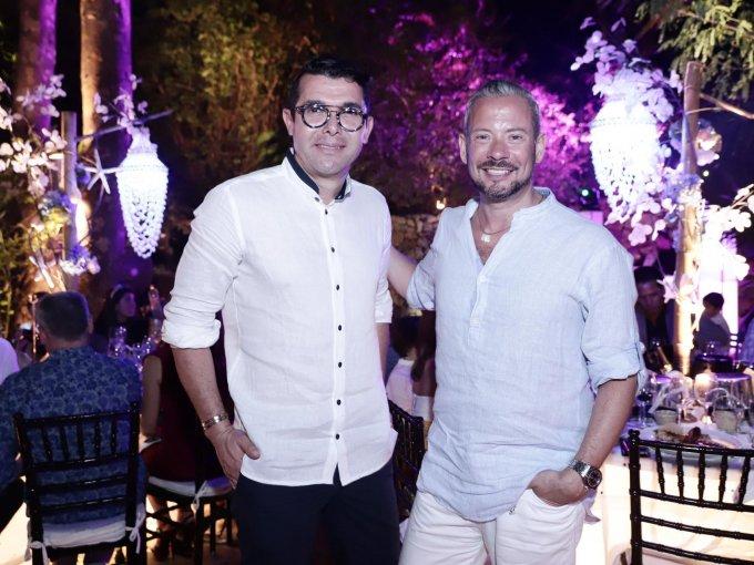 Lorenzo Ruiz y Guillermo Rojas