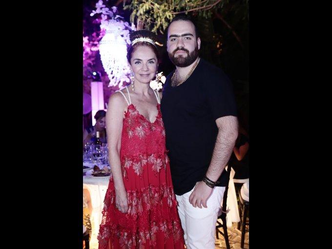Lizette Trepaud y Jorge García