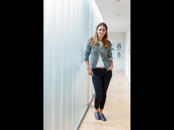 36. Erika Basave: Siempre estilosa, esta mujer compagina el ser madre con su trabajo y una apretada agenda social en la que no faltan los eventos de moda y belleza, sus grandes pasiones.