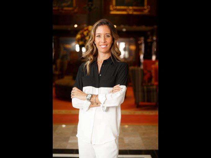 34. Juana Domenzain: La empresaria y fundadora de Subject, plataforma que impulsa el arte digital, engalanó nuestro especial de mamás, en el que nos confesó cómo lograr un balance entre su vida laboral y personal, siendo ésta su prioridad.