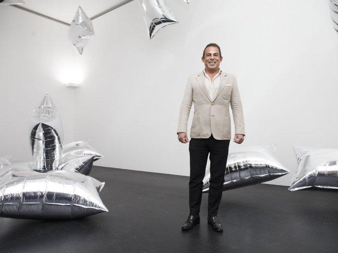31. Eugenio López: Su pasión por el arte lo llevó a tener presencia en diferentes eventos culturales en México y el mundo, ya que su labor como presidente del Museo Jumex lo posiciona como uno de los mexicanos más importantes dentro del ámbito del coleccionismo.