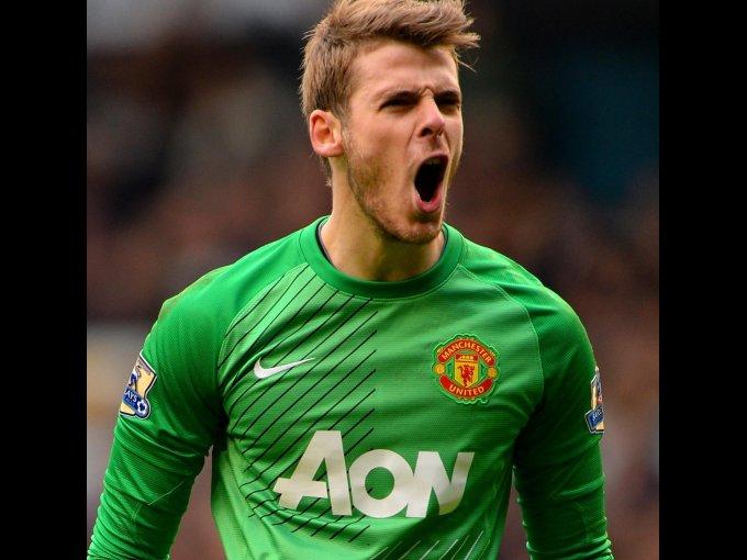 David de Gea / Jugando en Manchester United Football Club