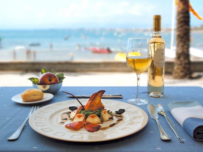 Exquisita gastronomía / Aquí encontrarás un restaurante cada kilómetro cuadrado, los sabores del mediterráneo te enamorarán