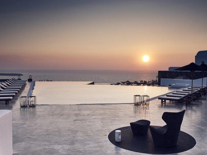 Oia Santo Maris Luxury Suites and Spa, Grecia