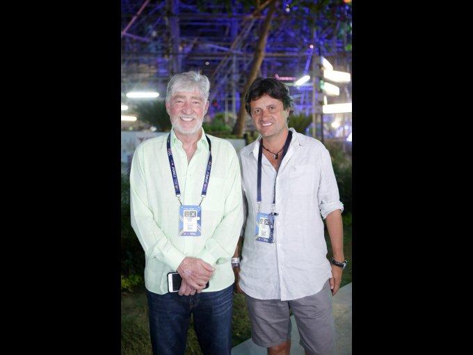 Alejandro Burillo y Geoffrey Fernández