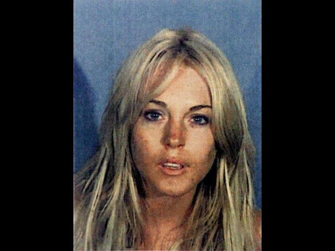 Lindsay Lohan de nuevo