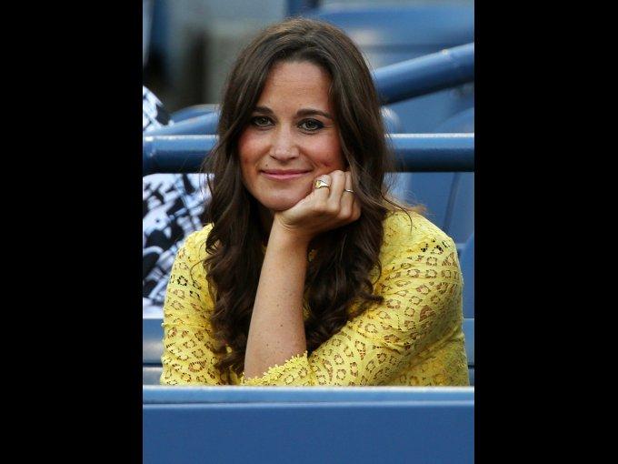 Pippa Middleton, hermana de Kate se graduó de Literatura Inglesa en la Universidad de Edimburgo