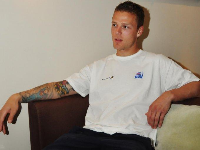 Ragnar Sigurðsson / Jugando en FC Rostov