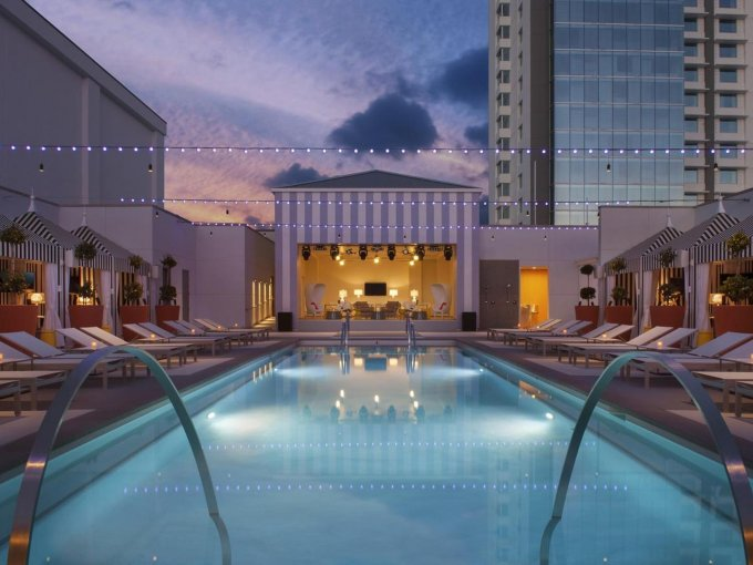 SLS Las Vegas, Estados Unidos