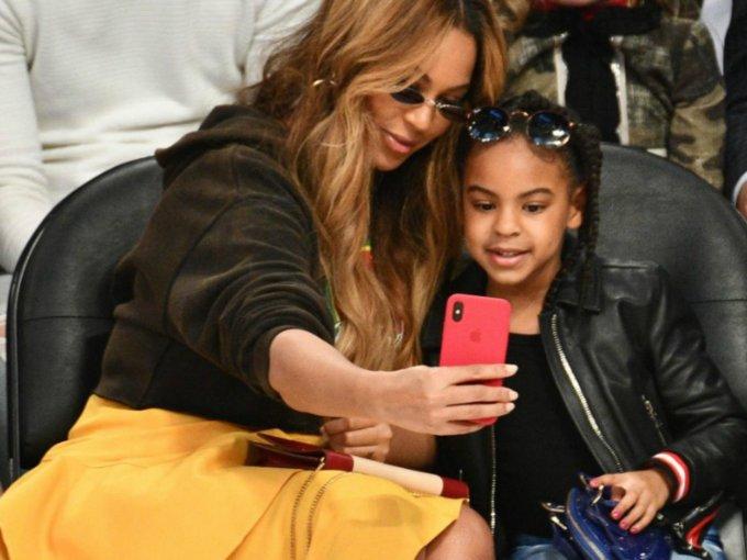 ¡Un amor tan grande! Beyoncé ha demostrado ser una mamá amorosa con Blue Ivy, no te pierdas sus mejores fotos: