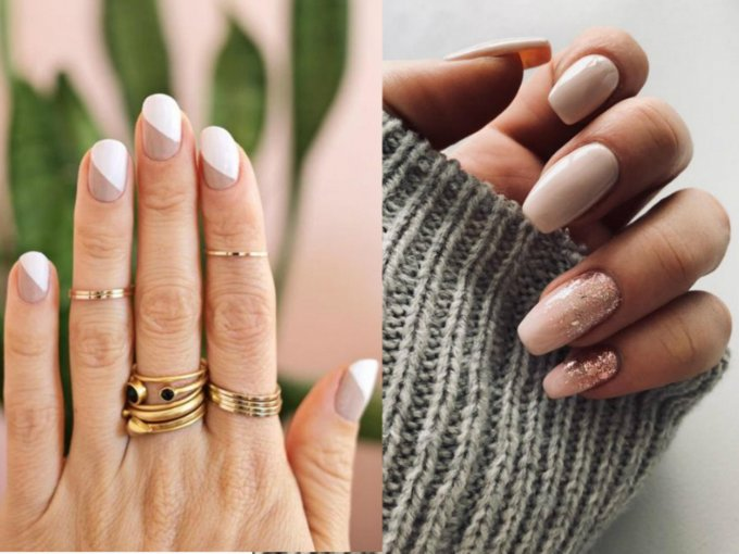 20 Ideas De Uñas Decoradas Y Sencillas