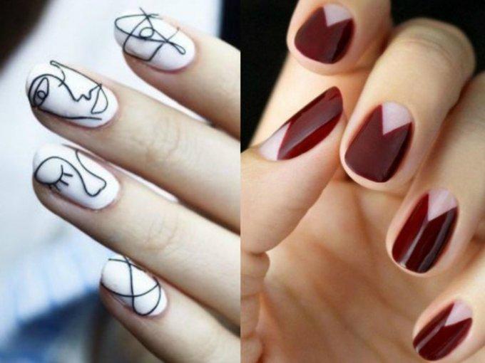 Este otoño podrías decorar tus uñas con ideas diferentes a lo que acostumbras. Mira las fotos: