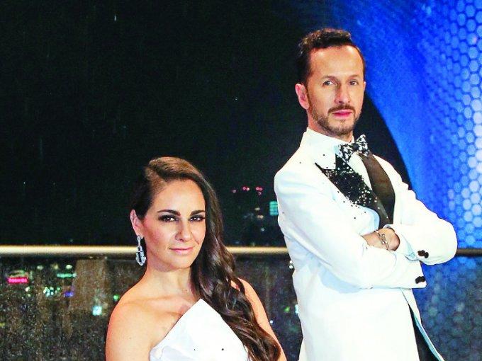16. Óscar y Paulina Madrazo