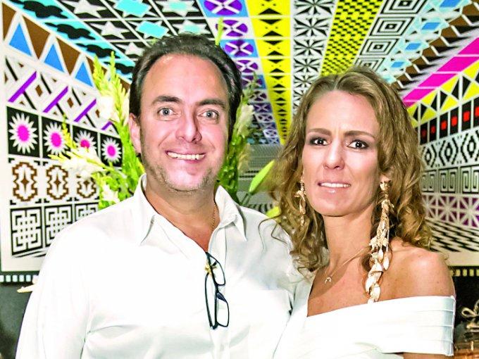 34. Luis Manuel Peralta y Jackie Bouffier