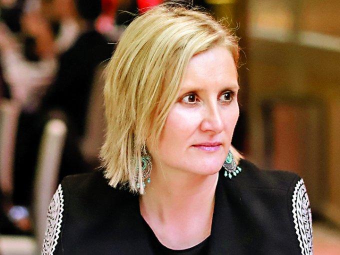 41. Ana Elena Mallet