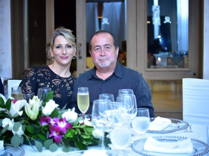 Lisa y Jesús Carmona