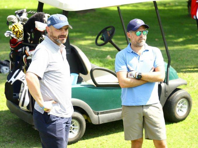 José Oria y Alejandro Fernández