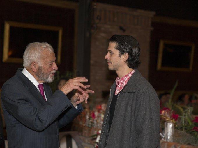 Tony Angeri y Ricky Gutiérrez