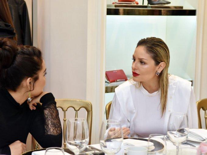 Jessica Decote y Gema Garoa