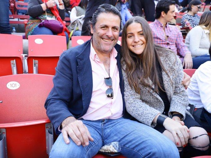 Ramiro y Macarena Alatorre