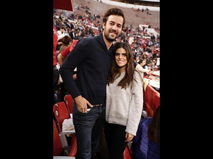 Antonio Poo y Paloma Domínguez