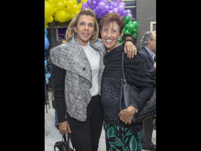 Liz Stern y Mili Balas