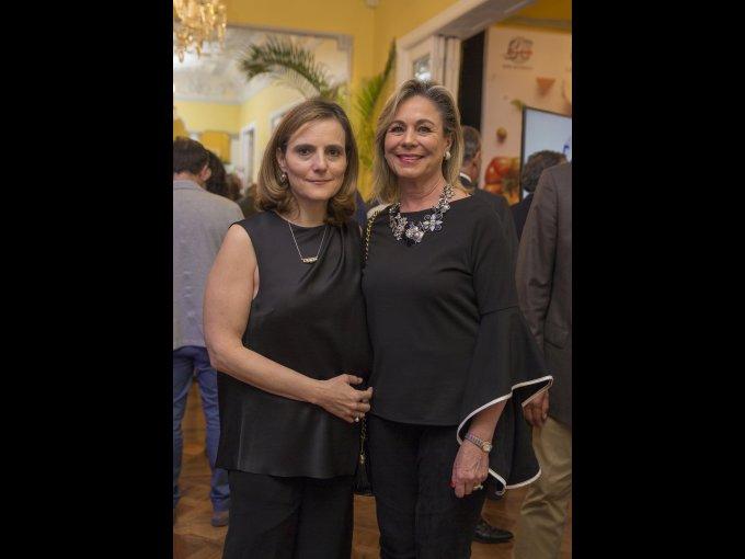 Adriana Sánchez Mejorada y Lourdes Ascencio