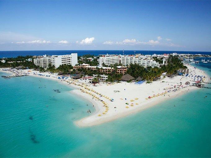 10. Playa Norte, Isla Mujeres, Quintana Roo. Foto: TripAdvisor