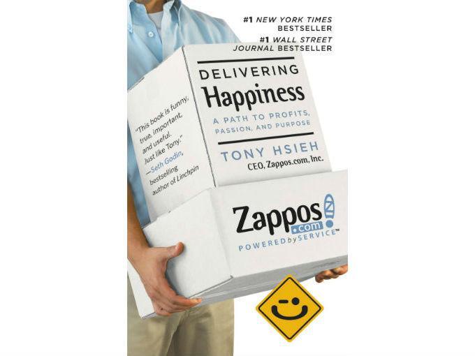"""Federico Suárez, Rides recomienda: Delivering Happiness, de Tony Hsieh, CEO de Zappos. """"Habla muchísimo de la cultura institucional, de la cultura interna de las empresas y eso es lo que a mí más me motiva para trabajar"""". Foto: Especial"""
