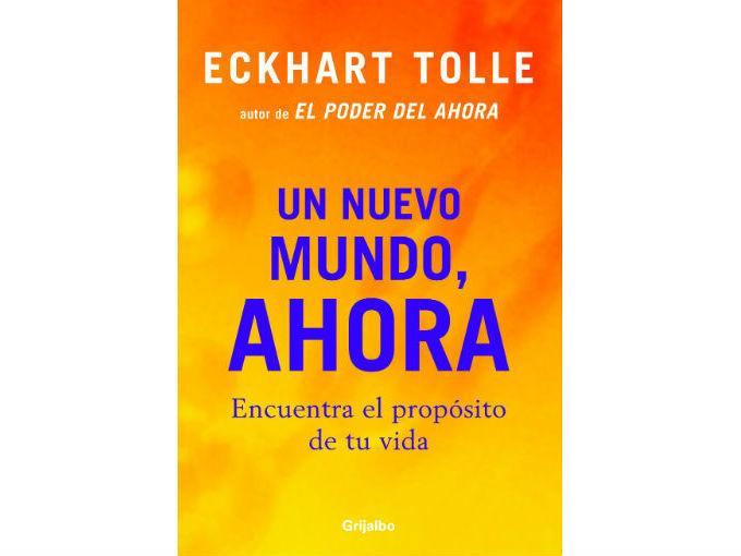 """La mano del mono recomienda: El nuevo mundo, ahora, de Eckhart Tolle. """"No trata sobre cosas de emprendedurismo (sic), sino de cómo estar en el presente, cómo estar en este momento y estar bien. Yo creo que esa es la forma de que una persona descubra su compromiso en el mundo"""". Foto: Especial"""