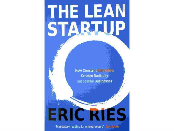 """Limmo recomienda: The lean startup, de Eric Ries. """"Te habla mucho sobre cómo enfocarte en que el fracaso no es el fracaso, sino es la ruta para llegar"""". Foto: Especial"""