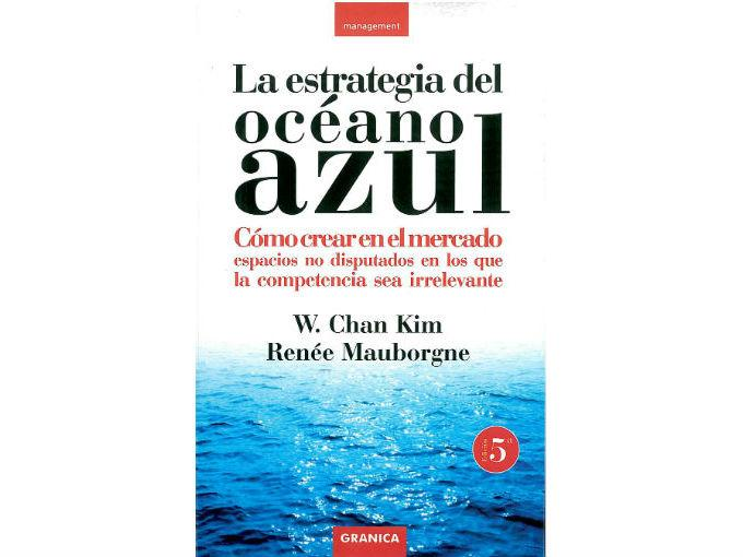 Vetelia recomienda: La estrategia del océano azul, de W. Chan Kim.