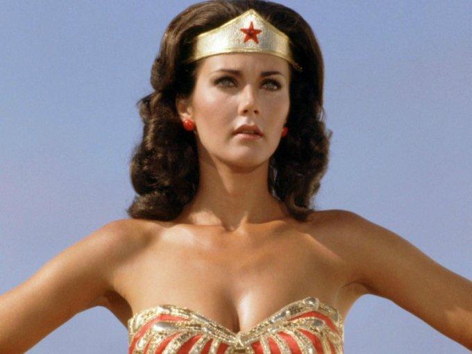 La mamá de la primera Mujer Maravilla, Lynda Carter, es de origen mexicano.