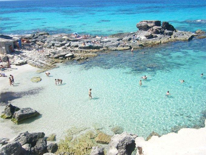 6. Playa de Ses Illetes Formentera, Islas Baleares.