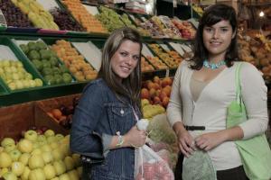 Renata Rueda y Penélope García Gutiérrez