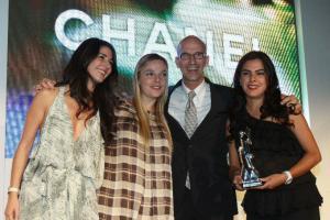 Trabajo en equipo. Nathalie Baaklini, Anne Gouraud, Guy Bodart y Miriam Ortiz