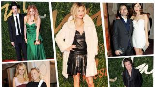 Una gran noche para Burberry que se llevó el premio a Marca del Año y Diseñador masculino del año; Kate Moss quien recibió un reconocimiento especial y Harry Styles que se llevó el British Style Award