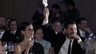 Galia Katz y Alejandro Castro