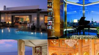 Cuando se trata de relajarse no importa el precio, así que a continuación te presentamos las 10 suites más caras del mundo.