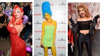 Los disfraces más cool de modelos, editores e it girls