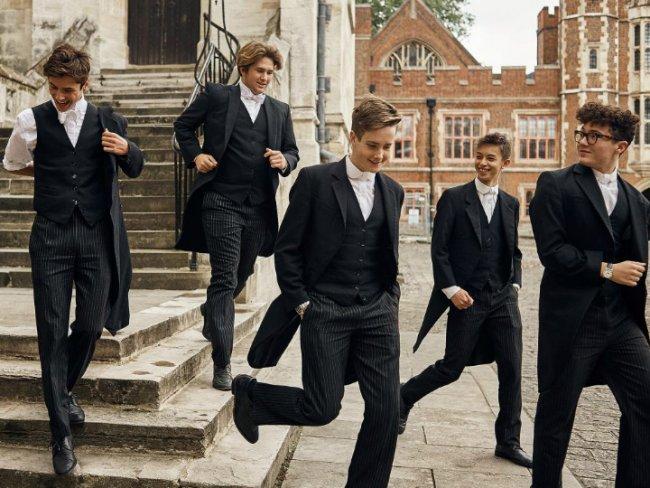 El internado más exclusivo de Reino Unido | RSVPOnline