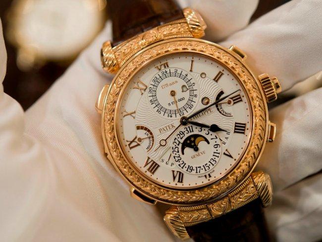 Imagen: Tardaron 100 mil horas en construir este costoso reloj | RSVPOnline