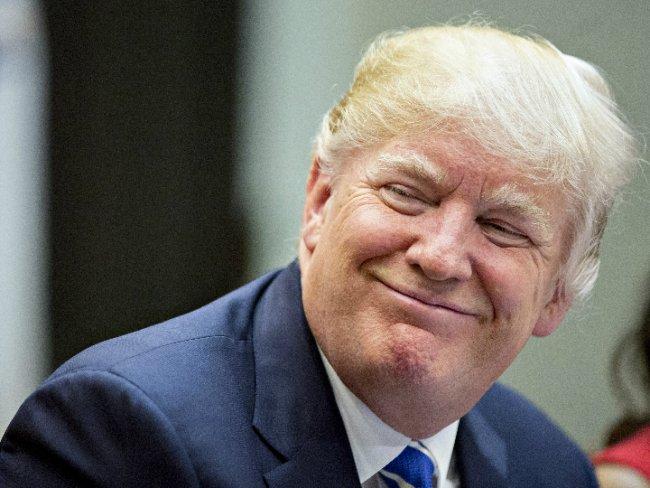 Te presentamos al nuevo nieto de Donald Trump