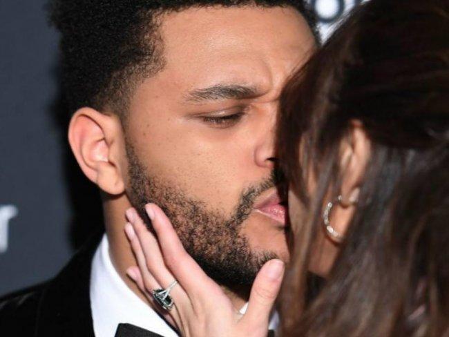 The Weeknd ya superó a Selena, o eso intenta…