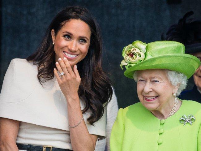 Meghan Markle asume un nuevo rol dentro de la realeza