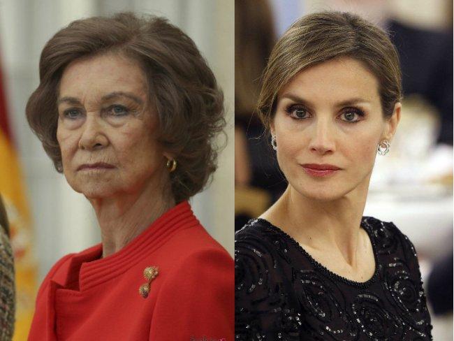 Sobrina política de Reina Sofía: