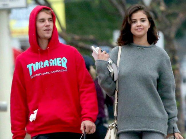 Selena y -Justin juntos hasta ¡en el gimnasio!