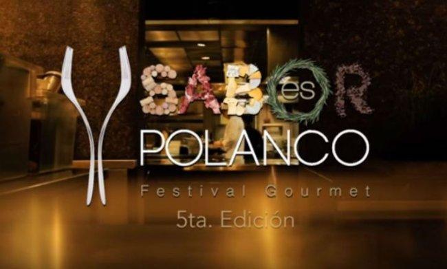 Sabor es Polanco: el festival gastronómico que no te puedes perder